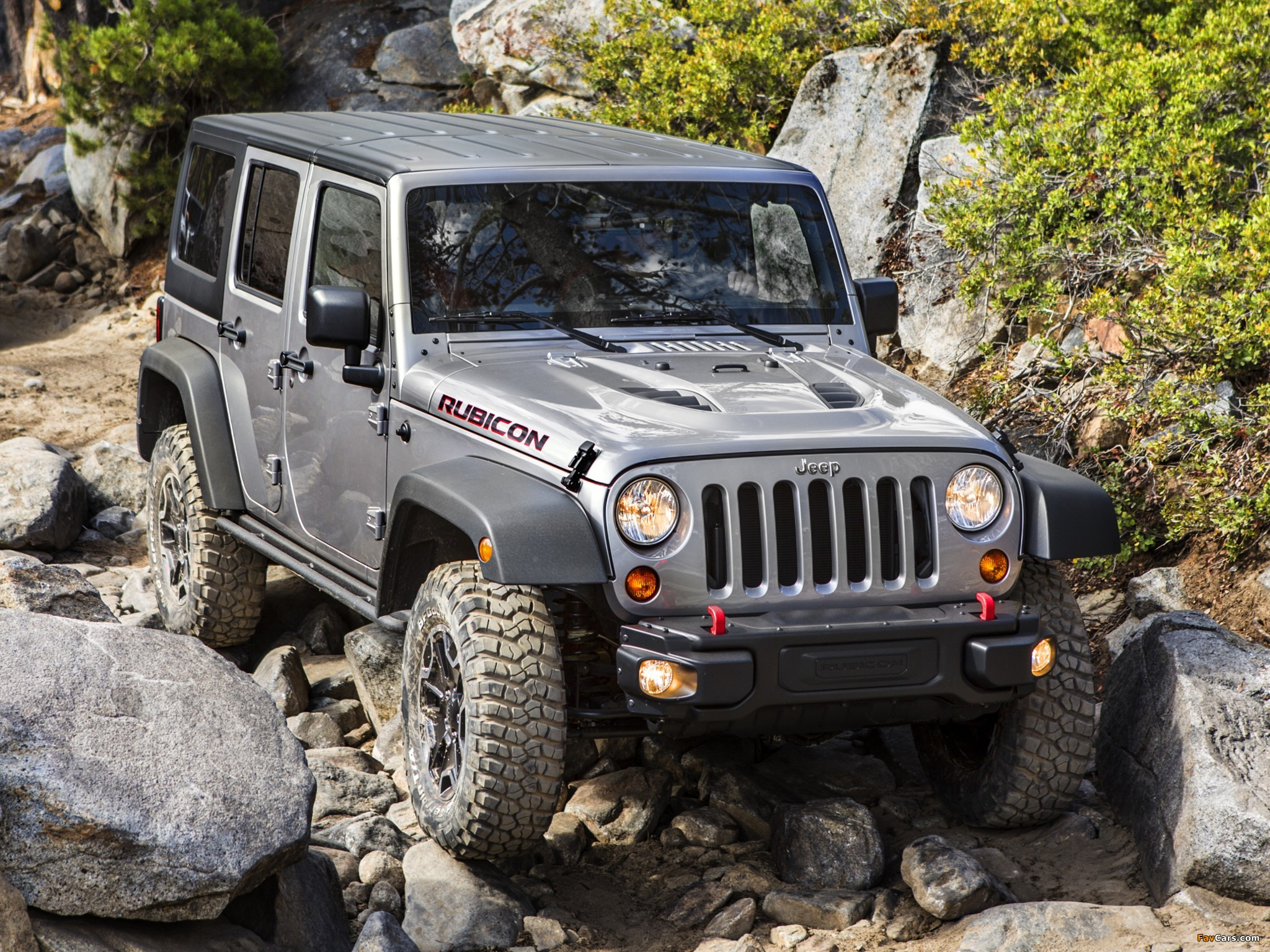 Photos of Jeep Wrangler Unlimited Rubicon 10th Anniversary (JK) 2013 (2048 x 1536)