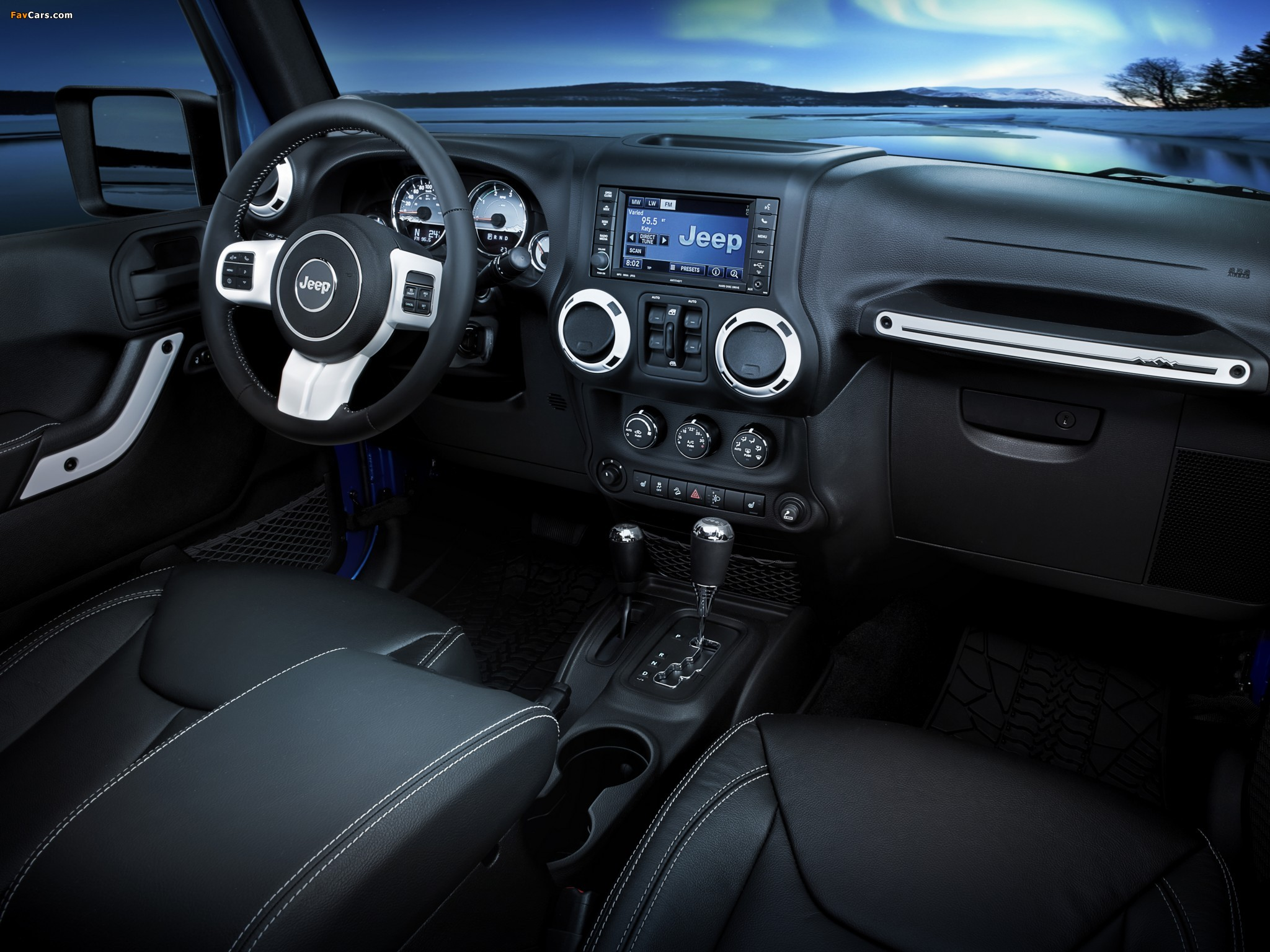 Photos of Jeep Wrangler Unlimited Polar (JK) 2014 (2048 x 1536)