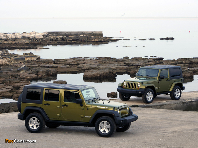 Photos of Jeep Wrangler (640 x 480)