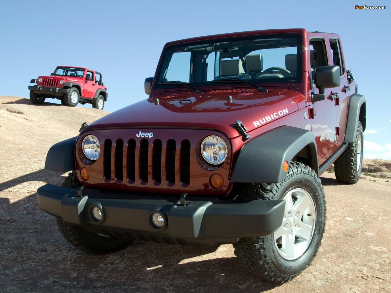 Photos of Jeep Wrangler (1280 x 960)