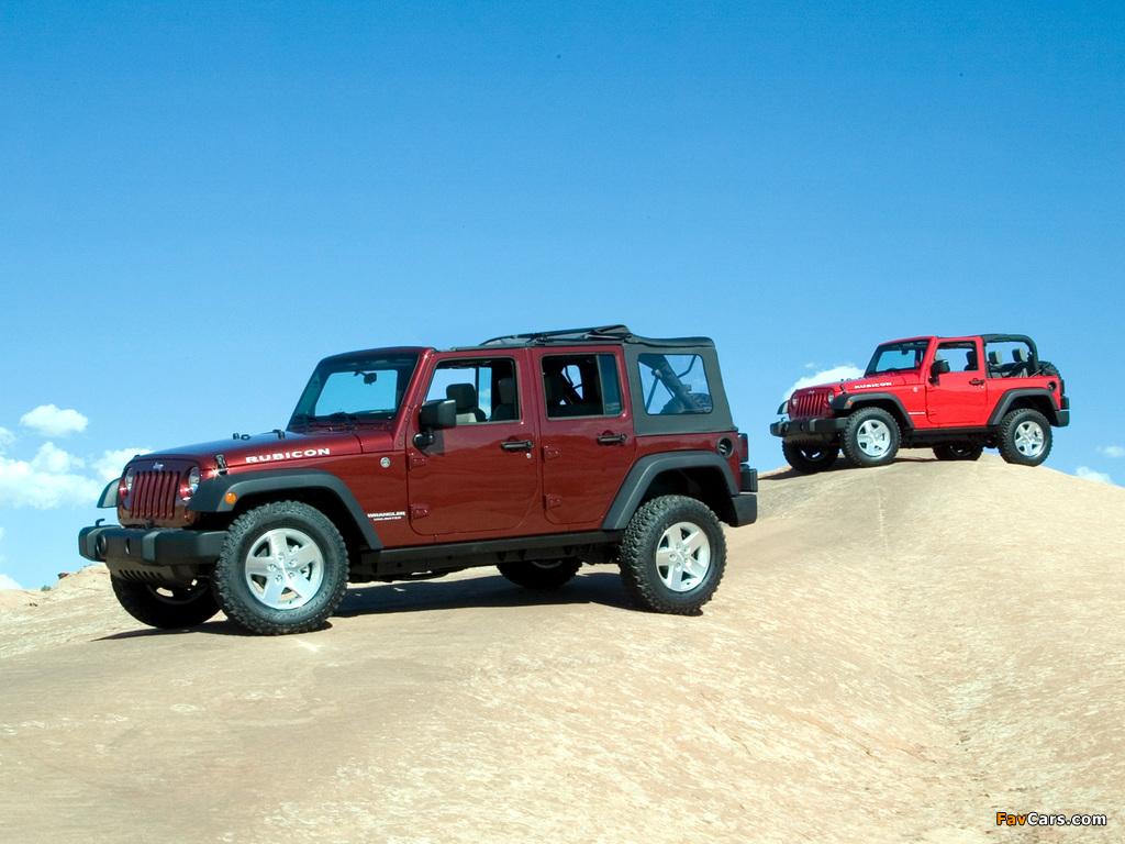 Photos of Jeep Wrangler (1024 x 768)