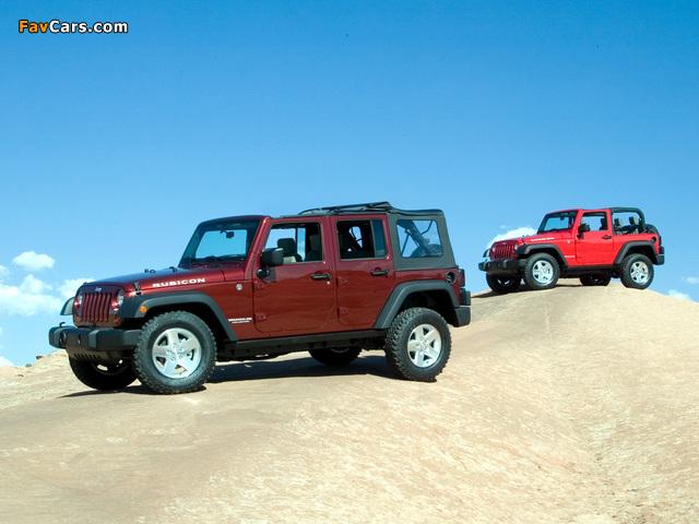 Photos of Jeep Wrangler (640 x 480)