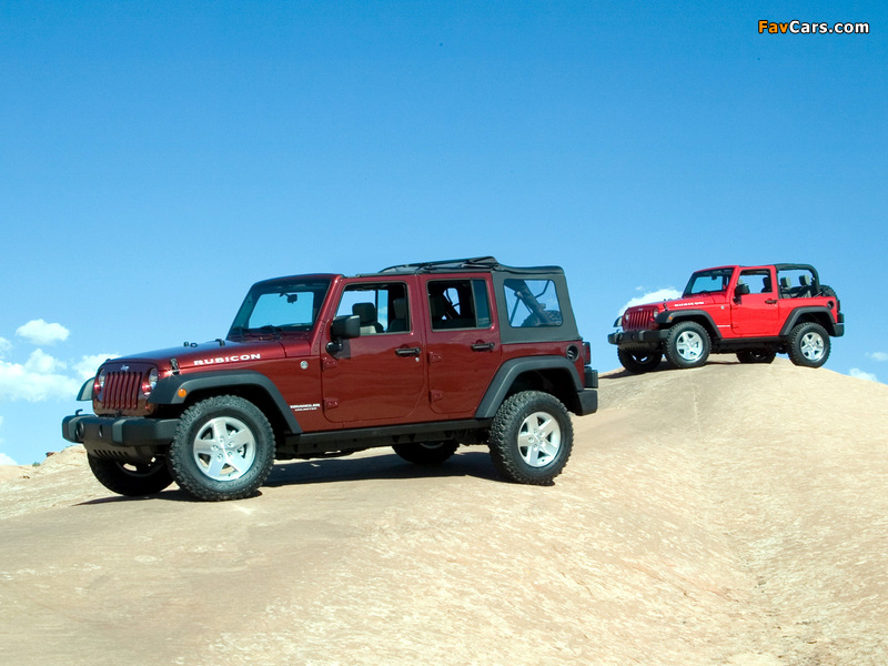 Photos of Jeep Wrangler (800 x 600)