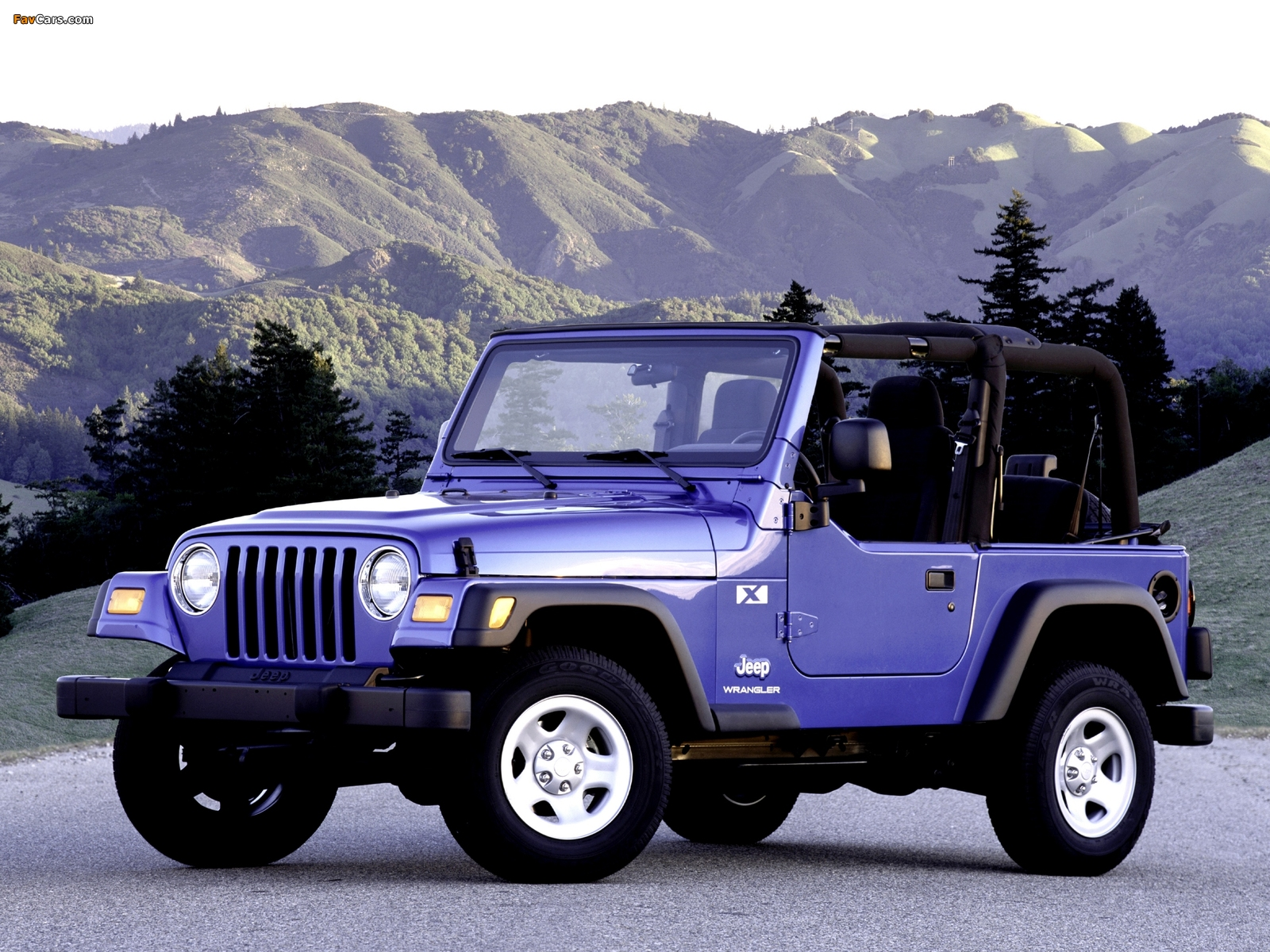 Pictures of Jeep Wrangler (TJ) 1997–2006 (1600 x 1200)
