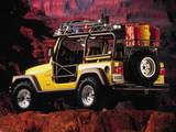 Pictures of Jeep Wrangler Ultimate Rescue Concept (TJ) 1997