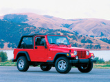 Pictures of Jeep Wrangler Unlimited (TJ) 2005–06