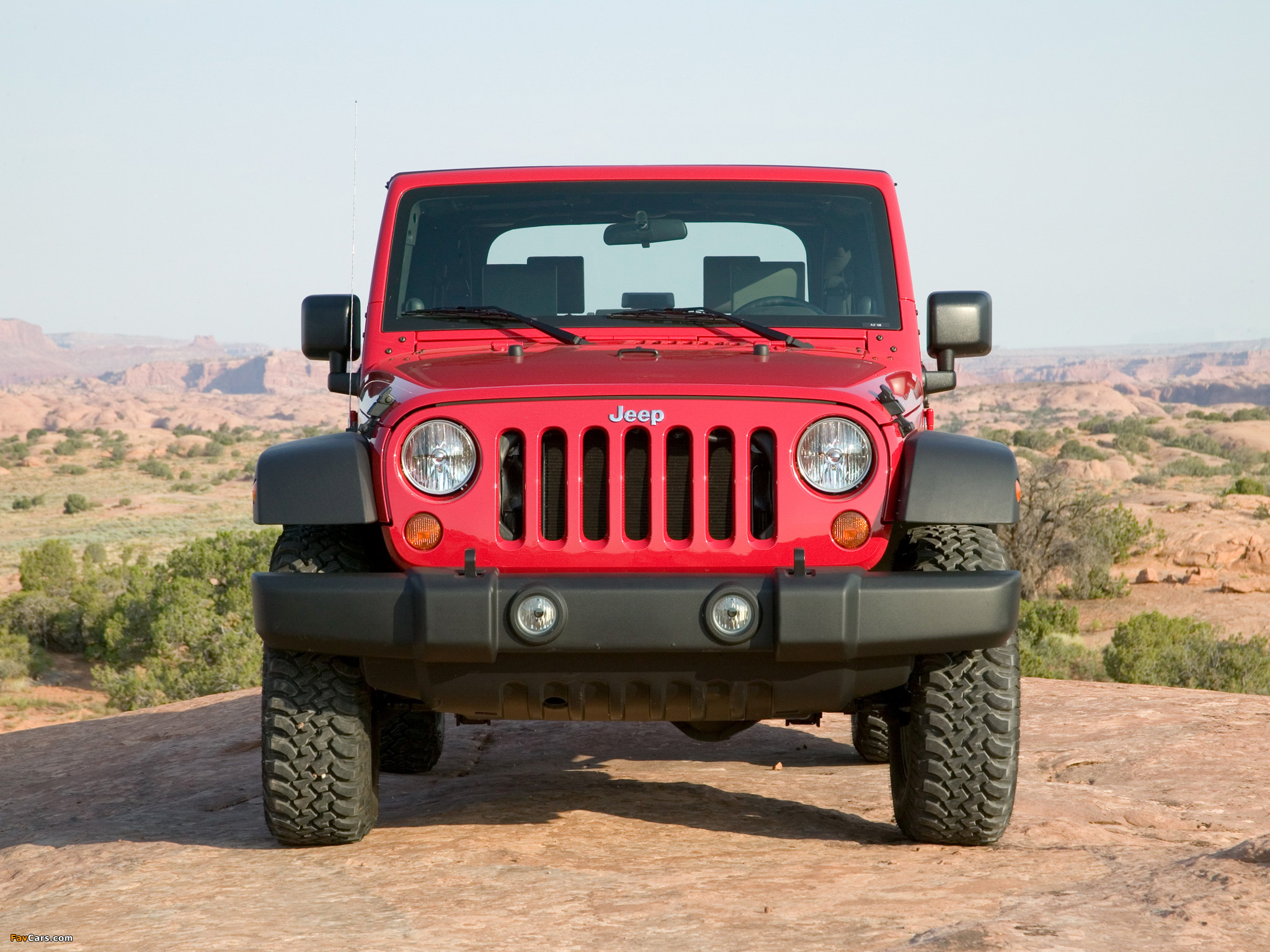 Pictures of Jeep Wrangler Rubicon (JK) 2006–10 (2048 x 1536)