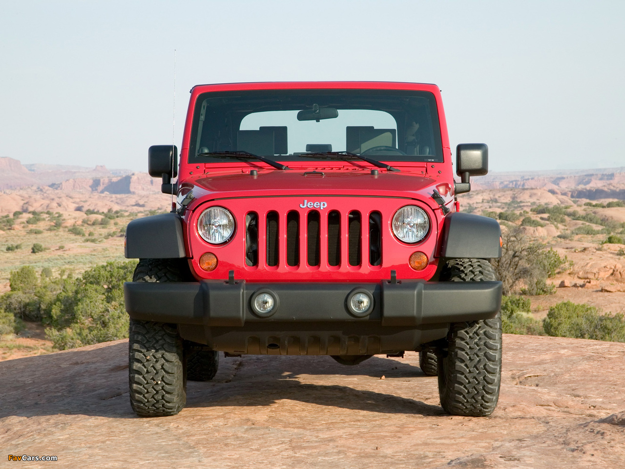 Pictures of Jeep Wrangler Rubicon (JK) 2006–10 (1280 x 960)