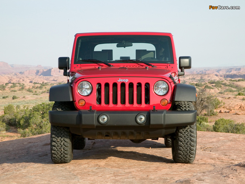Pictures of Jeep Wrangler Rubicon (JK) 2006–10 (800 x 600)