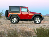 Pictures of Jeep Wrangler Rubicon (JK) 2006–10