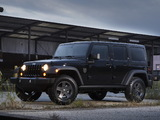 Pictures of Jeep Wrangler Unlimited Call of Duty: Black Ops (JK) 2010