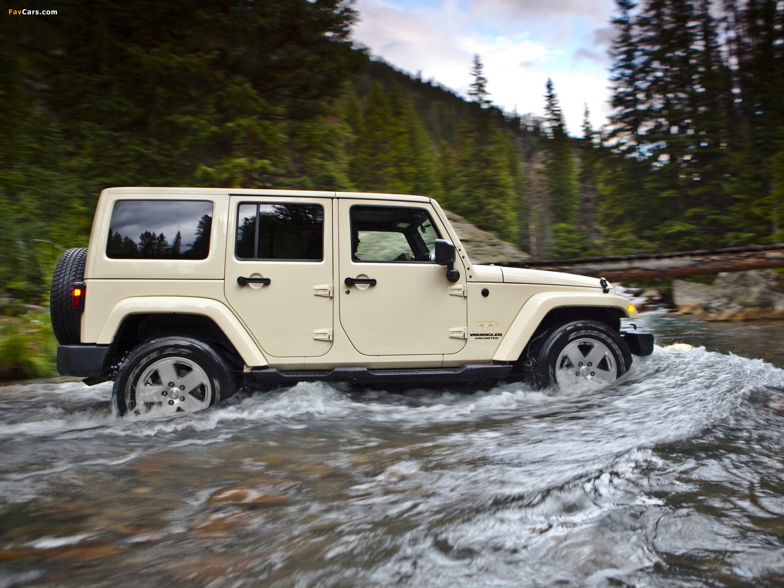 Pictures of Jeep Wrangler Unlimited Sahara (JK) 2010 (1600 x 1200)