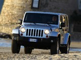 Pictures of Jeep Wrangler Sahara Unlimited (JK) 2011