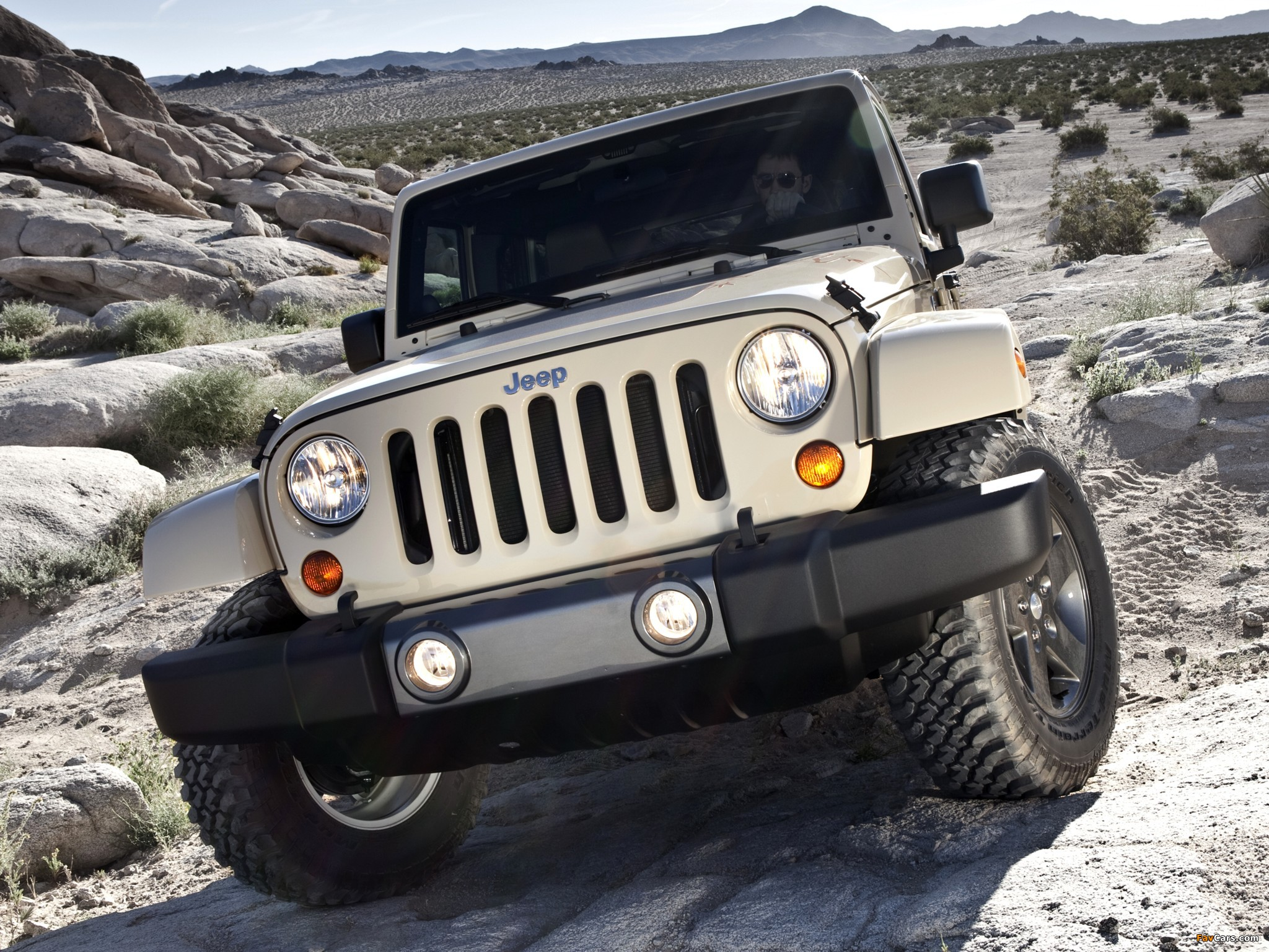 Pictures of Jeep Wrangler Unlimited Mojave (JK) 2011 (2048 x 1536)
