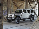 Pictures of Jeep Wrangler Unlimited Call of Duty: MW3 (JK) 2011