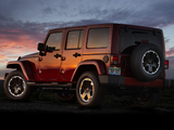 Pictures of Jeep Wrangler Unlimited Altitude (JK) 2012