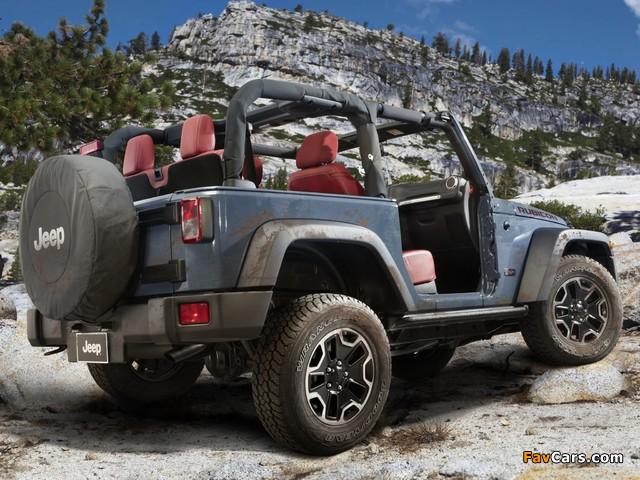 Pictures of Jeep Wrangler Rubicon 10th Anniversary EU-spec (JK) 2013 (640 x 480)
