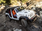 Pictures of Jeep Wrangler Unlimited Rubicon 10th Anniversary (JK) 2013