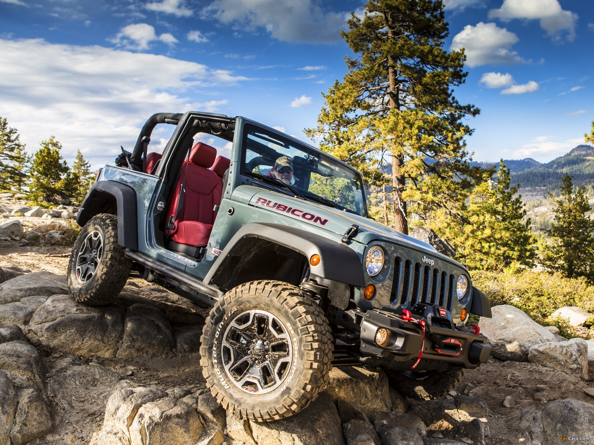 Pictures of Jeep Wrangler Rubicon 10th Anniversary (JK) 2013 (2048 x 1536)
