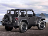 Pictures of Jeep Wrangler Willys Wheeler (JK) 2014
