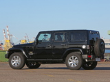 Pictures of Jeep Wrangler Unlimited Indian Summer (JK) 2014