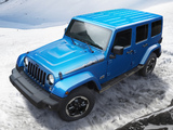 Pictures of Jeep Wrangler Unlimited Polar (JK) 2014
