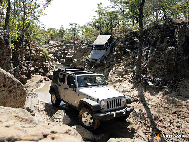 Pictures of Jeep Wrangler (640 x 480)