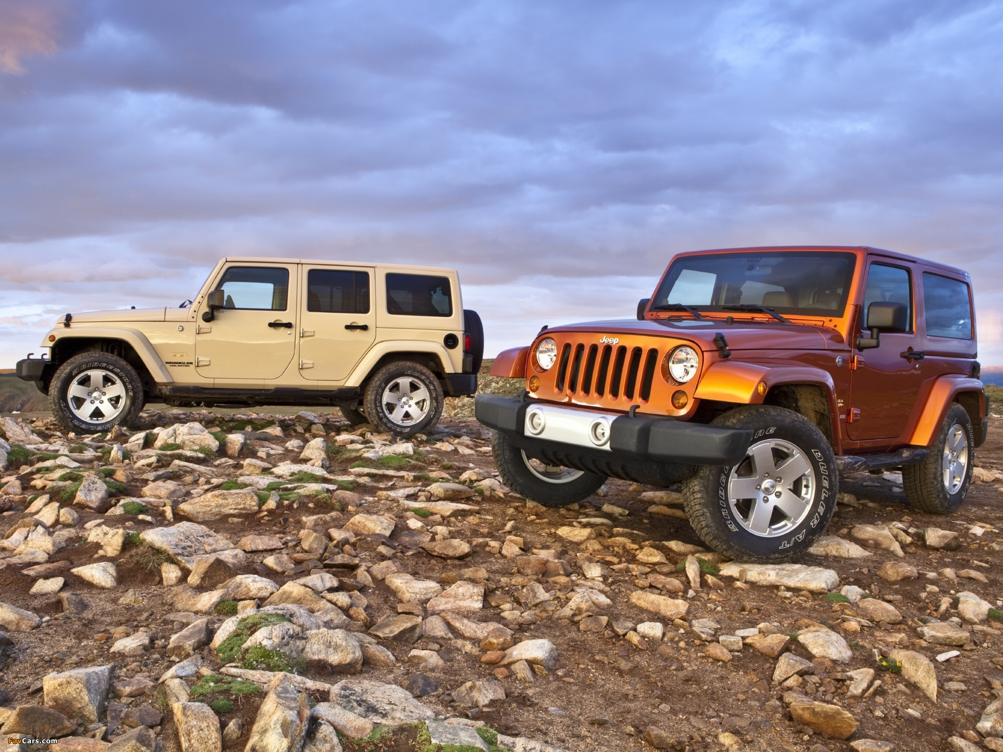 Pictures of Jeep Wrangler (2048 x 1536)