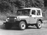 Jeep Wrangler (YJ) 1987–95 wallpapers