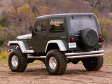 Xenon Jeep Wrangler (YJ) 1987–95 wallpapers