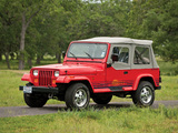 Jeep Wrangler Islander (YJ) 1988–93 wallpapers