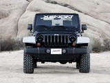 Xenon Jeep Wrangler WW (TJ) 1997–2006 wallpapers