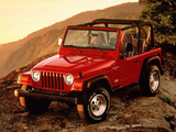 Jeep Wrangler (TJ) 1997–2006 wallpapers