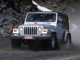 Jeep Wrangler Rubicon (TJ) 2002–06 wallpapers
