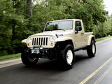 Jeep Wrangler JT (JK) 2007–10 wallpapers