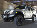 Jeep Wrangler Unlimited Call of Duty: MW3 (JK) 2011 wallpapers