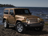 Jeep Wrangler 70th Anniversary (JK) 2011 wallpapers