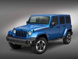 Jeep Wrangler Unlimited Polar (JK) 2014 wallpapers