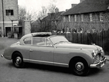 Jensen Interceptor Convertible 1950–57 images