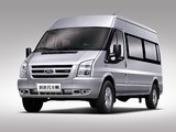 JMC Ford Transit SWB High Roof 2009 wallpapers