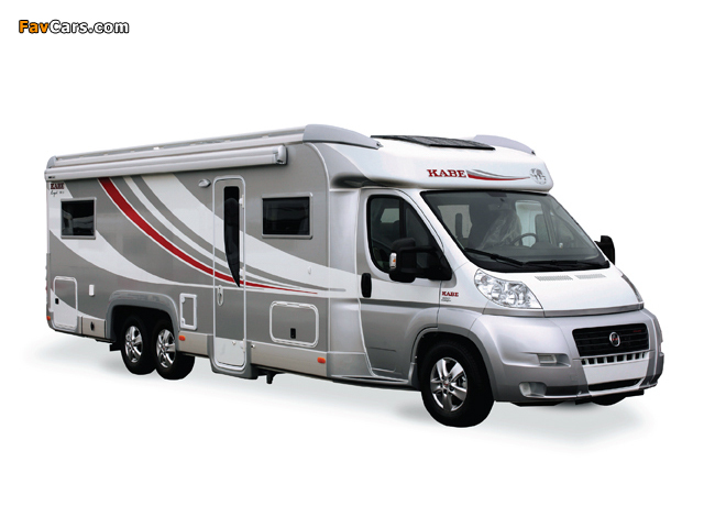 Kabe Travel Master Royal 880LB 2010–12 wallpapers (640 x 480)