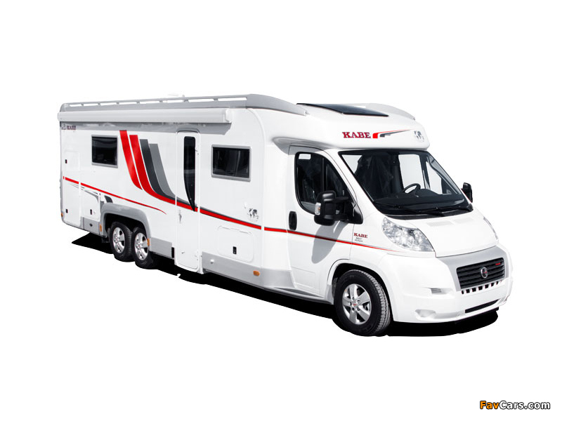 Kabe Travel Master Royal 880LT 2012 pictures (800 x 600)