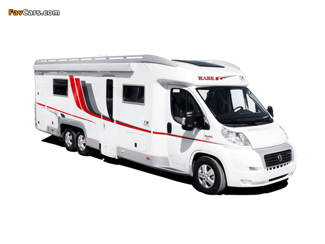 Kabe Travel Master Royal 880LT 2012 pictures (640 x 480)