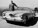 Kaiser-Darrin Prototype 1953 images