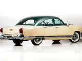 Kaiser Dragon Sedan (K5301) 1953 wallpapers