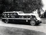 Kenworth Aluminum Bus 1935–36 wallpapers