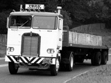 Pictures of Kenworth K100 UK-spec 1963–77