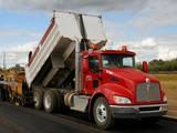 Kenworth T370 Dump Truck 2009 wallpapers