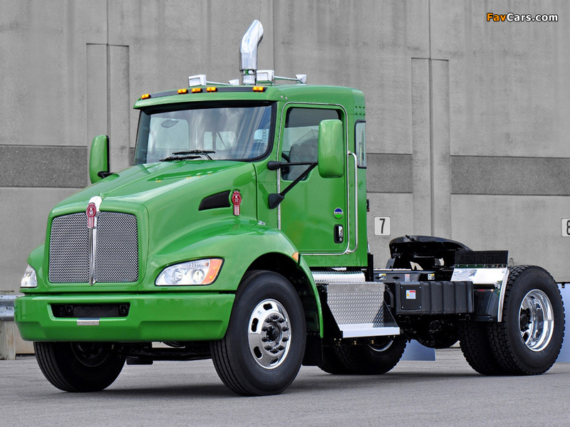 Photos of Kenworth T370 Hybrid 2009 (800 x 600)