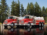 Pictures of Kenworth T370 Firetruck 2009